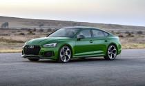Audi RS5 Sportback 2019 ra mắt tại Mỹ, giá bán từ 1,7 tỷ đồng