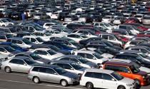 Lượng xe nhập về tăng mạnh, đạt gần 4000 chiếc trong tuần