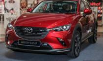 Mazda CX-3 2018 có giá 649 triệu đồng tại Malaysia