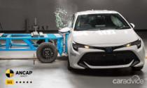 Toyota Corolla 2019 đạt chuẩn an toàn cao nhất từ ANCAP
