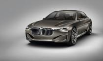 BMW hé lộ phiên bản 9 Series , cạnh tranh trực tiếp Mercedes-Maybach S600