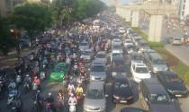 Hàng trăm nghìn ô tô đang lưu hành sẽ phải nâng tiêu chuẩn khí thải