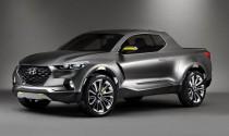 Hyundai sắp trình làng xe bán tải mới, giá từ 19.000 USD