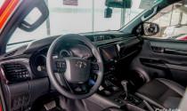 Toyota Hilux phiên bản cải tiến 2018 trình làng tại Việt Nam