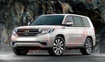 Toyota Land Cruiser thế hệ mới không còn động cơ V8