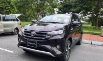 Toyota Rush bất ngờ lộ diện trước ngày ra mắt thị trường Việt