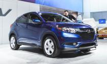 Bảng giá xe Honda tháng 9-2018: tân binh crossover - Honda HR-V sắp ra mắt