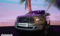 Điểm nóng tuần: Ford Everest 2018 ra mắt, phân khúc SUV 7 chỗ nóng dần