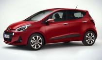 Doanh số xe Hyundai Grand i10 giảm nhẹ trong tháng 8/2018