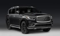 """Infiniti QX80 Limited 2019 đối đầu gã """"khủng long"""" Cadillac Escalade"""