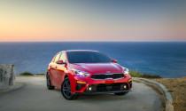 Lộ giá bán Kia Forte 2019 tại thị trường Mỹ