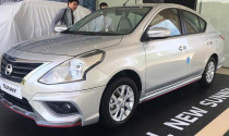 Nissan Sunny 2018 lộ diện, đối thủ 'đáng gờm' Toyota Vios