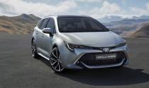 Toyota giới thiệu Corolla Tourring Sports dành cho thị trường châu Âu