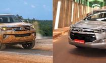 Toyota Innova và Fortuner thế hệ mới bổ sung nhiều công nghệ hiện đại