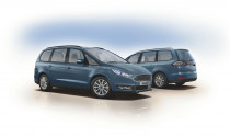 Ford nâng cấp bộ đôi xe gia đình S-Max và Galaxy với động cơ mới