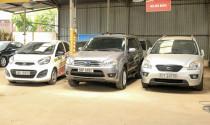 Giá xe giảm nhẹ, thị trường ô tô cũ bớt 'rầu' vì tháng Ngâu