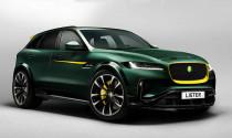 Jaguar F-pace trình lãng mẫu SUV Lister nhanh nhất thế giới