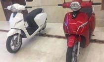 Rò rỉ hình ảnh xe máy điện của Vinfast
