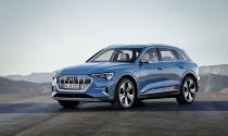 Audi E-Tron – SUV chạy điện đầu tiên tại Mỹ