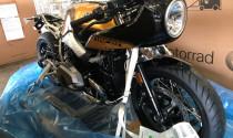 Hàng nóng BMW R nineT Spezial và K1600 Grand America bất ngờ xuất hiện tại sân bay Tân Sơn Nhất