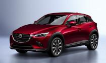 """Mazda CX-3 2020 sẽ ra mắt cạnh tranh """"khốc liệt"""" Hyundai Kona"""
