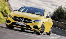 Mercedes ra mắt chiếc AMG 'giá rẻ' A35
