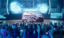 Mercedes Vision Urbanetic, bước đột phá trong phân khúc vận tải tương lai