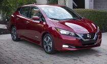 Nissan Leaf 2019 –xe ô tô điện bán chạy nhất thế giới