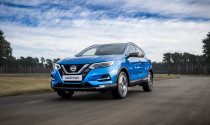 Nissan Qashqai trang bị động cơ mạnh mẽ hoàn toàn mới