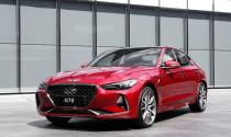 Sedan hạng sang Genesis G70 2019 lộ giá bán chi tiết