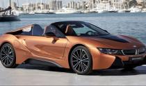 Siêu xe BMW i8 Roadster ra mắt thị trường Đông Nam Á