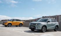 Suzuki Vitara 2019 - phiên bản facelift lộ diện hình ảnh