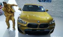 BMW X2 2018 chính thức có mặt  tại Việt Nam, giá hơn 2,1 tỷ đồng
