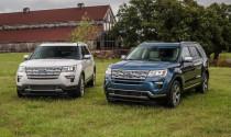 Ford giới thiệu 2 phiên bản đặc biệt dành cho Explorer