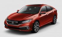Honda Civic 2019-phiên bản nâng cấp, giá bán từ 475 triệu đồng