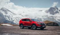 Honda CR-V sẽ có thêm mẫu xe lai hybrid mới