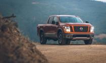 Nissan Titan và Titan XD 2019 – Diện mạo không đổi, thêm trang bị
