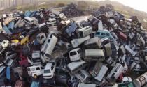 """Từ 1/1/2019, hơn 19.000 ô tô hết niên hạn sẽ phải """"bỏ xó"""""""