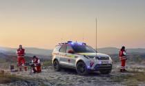 Đây có lẽ là chiếc xe cứu hộ 'đỉnh nhất quả đất'