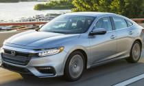 Honda triệu hồi hơn 232.000 chiếc Accord 2018 và Insight 2019 do lỗi phần mềm hiển thị camera lùi