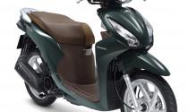 Honda Vision ra mắt phiên bản mới, giá từ 29,99 triệu đồng