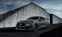 Infiniti Project Black S Concept – Khi người Nhật nghiêm túc với xe hiệu năng cao