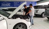 """Ô tô cũ bất ngờ \""""sốt giá\"""" trở lại tại thị trường Hà Nội"""