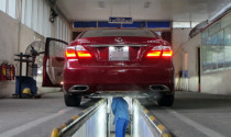 Ôtô sản xuất trước năm 1999 được đề xuất \'đánh dấu đỏ\' về khí thải