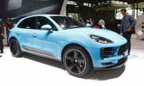Porsche Macan 2019 ra mắt, giá bán từ 1,6 tỷ đồng