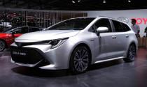 Toyota Corolla 2019 chính thức trình làng – trang bị hệ truyền động mới