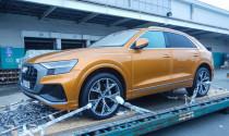 Audi Q8 cập cảng Việt Nam, chờ ngày ra mắt VMS