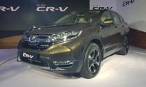 Bất ngờ với giá bán Honda CR-V 2019 thế hệ thứ 5 tại Ấn Độ