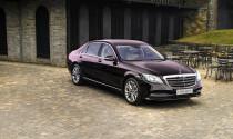Cảm nhận sơ lược về Mercedes-Benz S450L Luxury tại Việt Nam