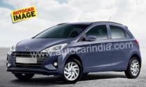 Hé lộ hình ảnh Hyundai Grand i10 2019 thế hệ mới